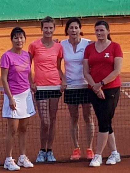 Finalistes dames 2018