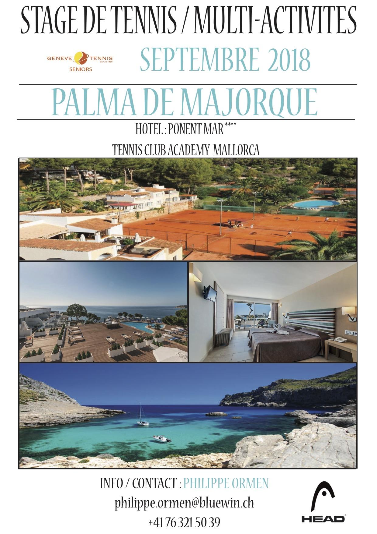 PALMA DE MAJORQUE seniors-SEPTEMBRE - copie