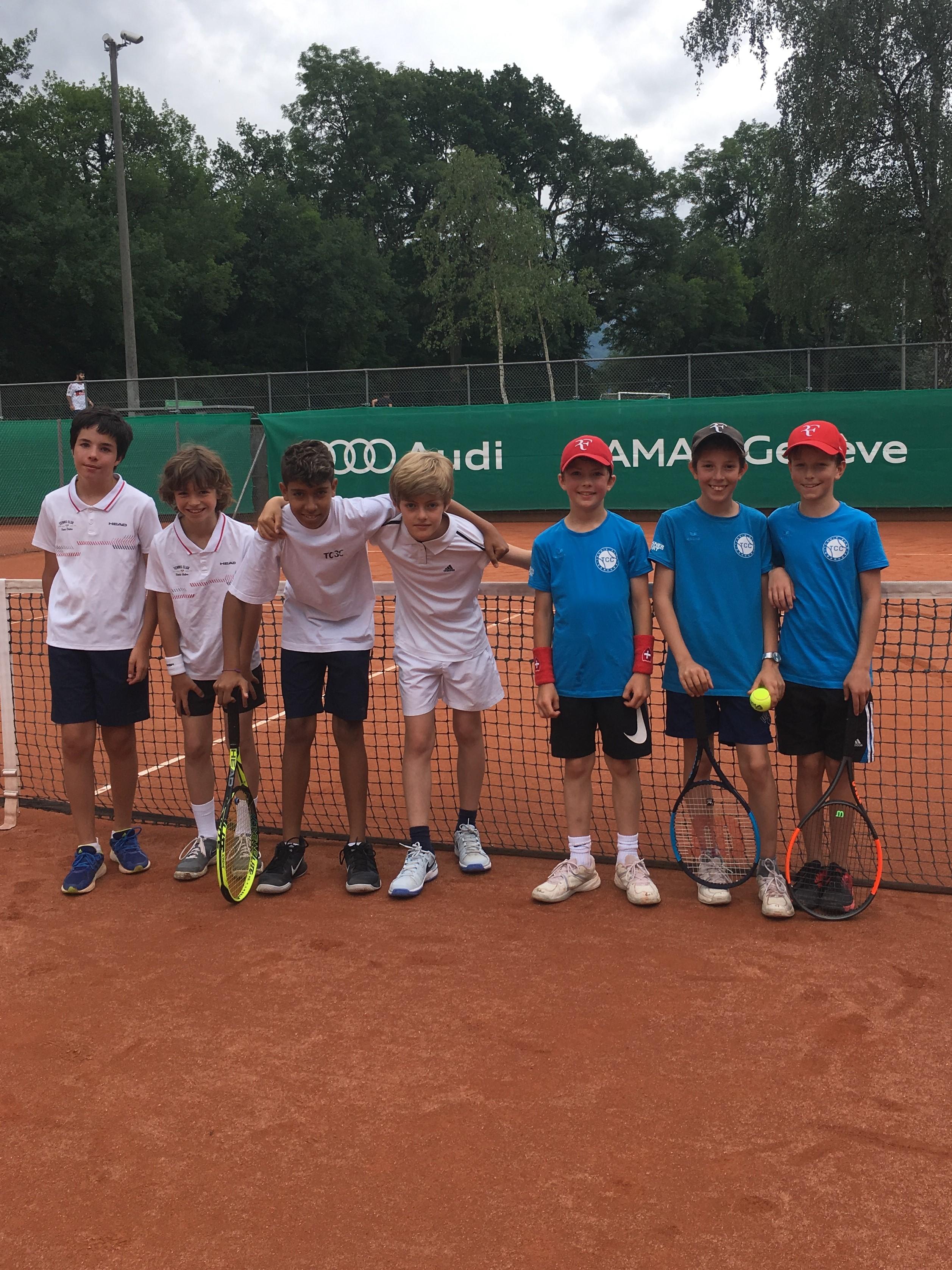 Palma stage tennis